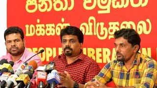 JVP press conference on 07.12.2015