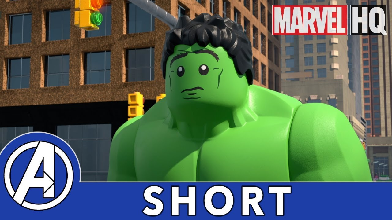 Runaway Weather Machine | LEGO Marvel Avengers: Climate Conundrum | Friends and Foes Part 1
