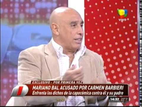 Mariano Bal dio su versión de lo que pasó con Carmen y la AFIP