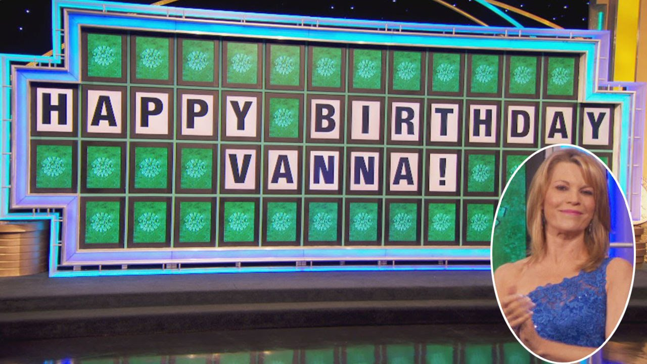 At 60, \'Wheel of Fortune\'s\' Vanna White Shares Her Secrets For ...
