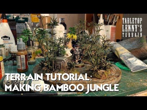 Terrain Tutorial: Making Bamboo Jungle