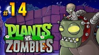 Plantas vs. Zombis│en Español por TulioX│Parte #14