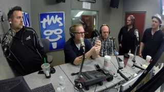 Exclusive extended edition of MercyMe on The Wally Show