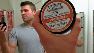 Soap Commander and Perma-Sharp Blades!