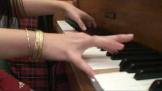 Hungarian Sonata, Richard Clayderman, Klavier, Piano solo