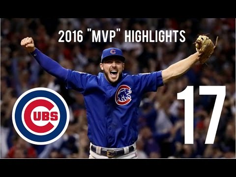 Kris Bryant | 2016 MVP Highlights