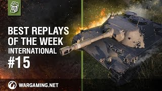Best Replays of the Week: International Episode 15