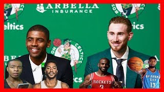 THE BEST NBA OFFSEASON EVER: Kyrie Irving & the  Boston Celtics Steal the Show