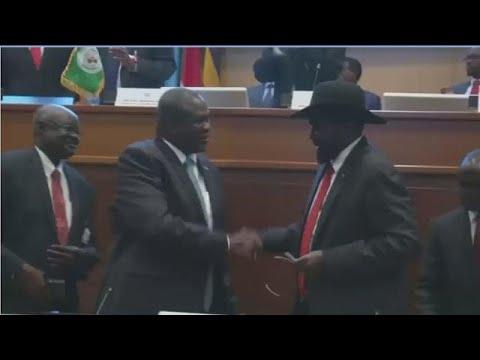 South Sudan: President Salva Kiir frees two political prisoners