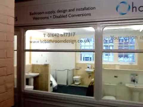 HCBathrooms Showroom - www.hcbathrooms.co.uk - Delivery to mainland UK
