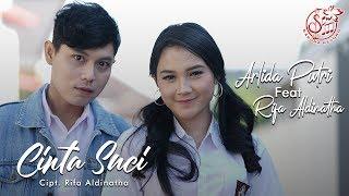 Arlida Putri feat.Rifa Aldinatha - Cinta Suci (Official Music Video)