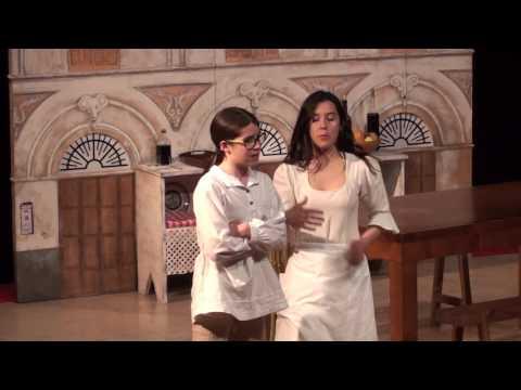 L'hostalera. IES Manacor. XXXI Fira de Teatre de Manacor