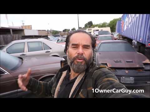 Classic Cars For Sale Cheap Projects ~ Channel Update ~ Return of Colin