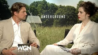 Ask Underground: Mark and Jessica discuss strong female characters