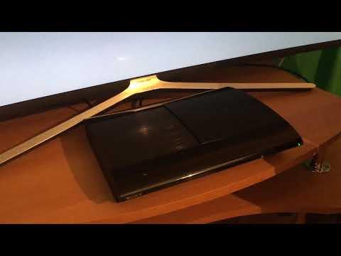 Как зарядить джойстик на PS3 Sony PlayStation
