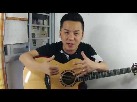 Ayers A07CX Guitar Review in Singapore