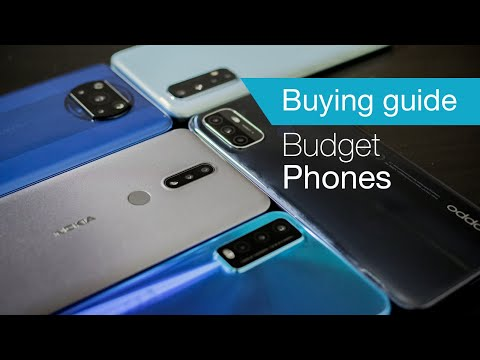 The best budget phones: Late 2020 buying guide