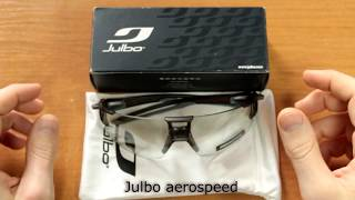 Очки с фотохромными линзами Julbo Aerospeed Reactiv - Обзор