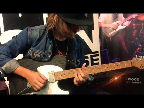Andy Wood at Austin Guitar House