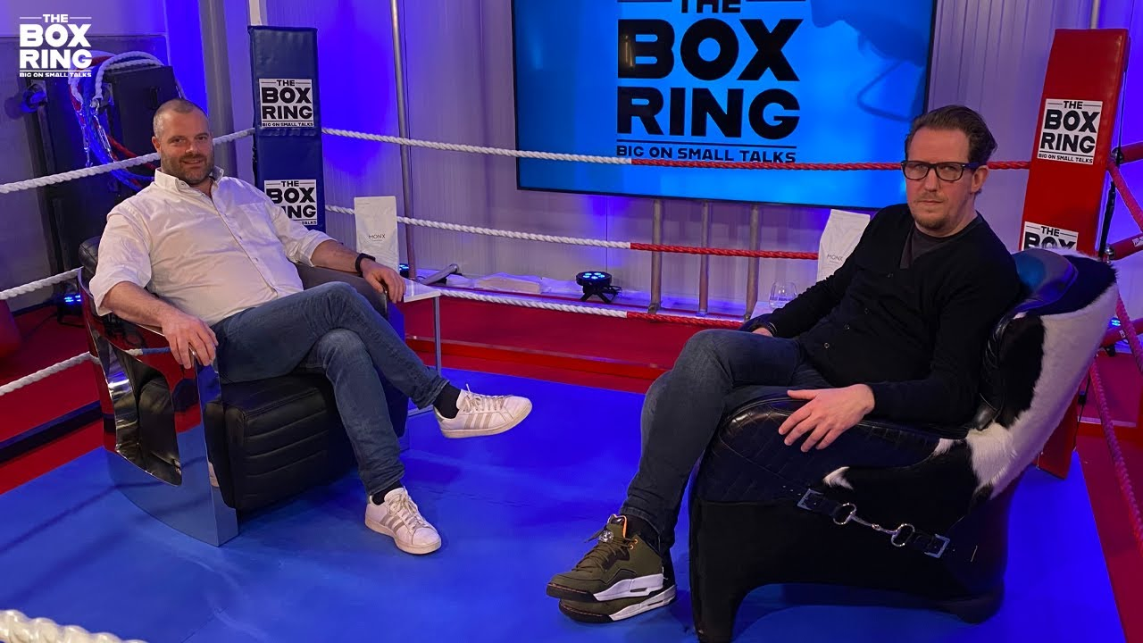 The Boxring met Jan Kuppers