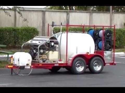 Hydro Tek 3500 Psi 9 Gpm Hot Water Pressure Washer
