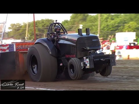 Tractor/Truck Pulls! 2019 Monroe County Fair Pull NTPA