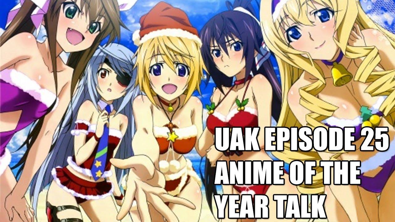 UAK Podcast Episode 25 ANIME CHRISTMAS SPECIAL - YouTube
