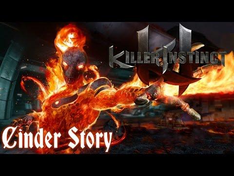 Killer Instinct Cinder Story Mode