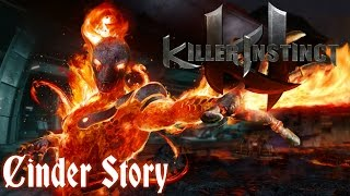 Killer Instinct Cinder Story Mode