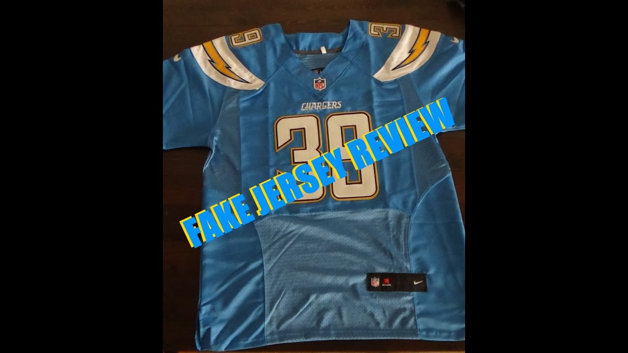 chargers nike elite jersey