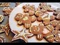 Имбирное печенье или пряничные человечки самый простой и вкусный рецепт