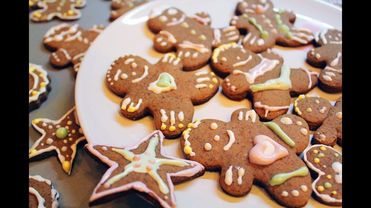 рецепт печенье детское пряничный человечек