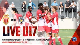 VIDEO: U17 : AS Monaco - Istres FC