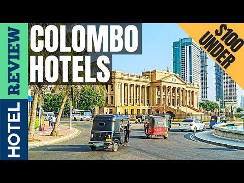 ✅Colombo Hotels: Best Hotels In Colombo (2019) [Under $100]