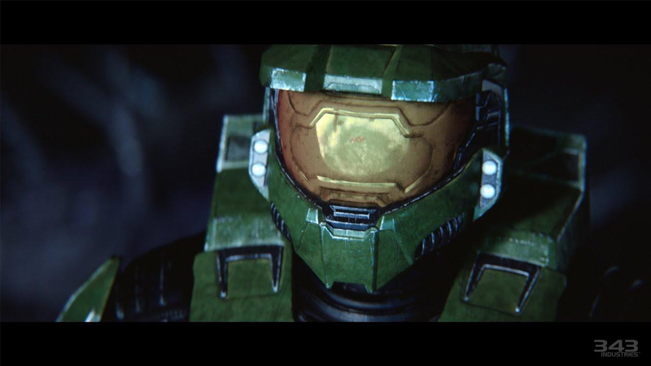 Halo The Master Chief Collection Blur Cinematics Trailer