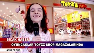 The Power Puff Girls Oyuncakları Toyzz Shop'ta