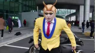 4k) 100회 부코 변장인 플레이어 비디오 ( pv …