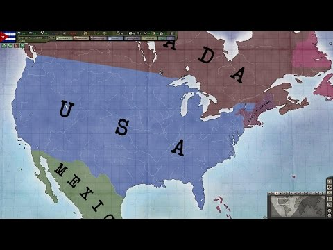 Hearts of Iron 3: Soviet Invasion of America