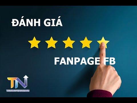 Tạo đánh giá 5 sao fanpage đơn giản