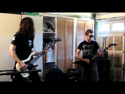 WARBRINGER - Future Ages Gone (Rehearsal Footage)