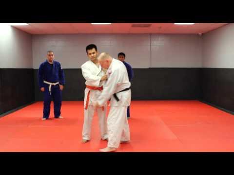Judo Lesson 4 - Hiza Guruma