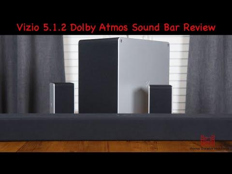 VIZIO 5.1.2 Dolby Atmos Sound Bar Review