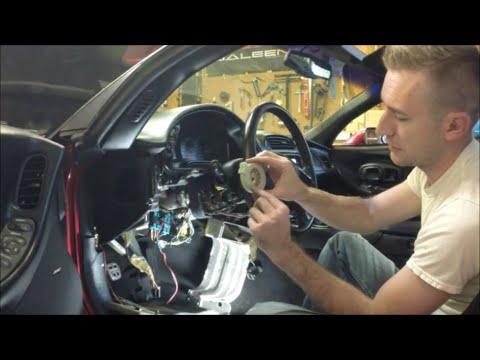 1999 Gmc Suburban Wiring Diagram C5 Corvette Steering Wheel Position Sensor Replacement
