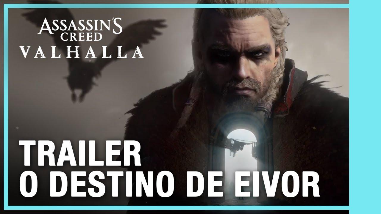 Assassin's Creed Valhalla - O Destino de Eivor I Trailer
