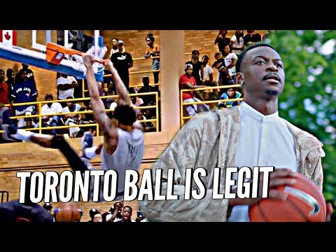 Toronto Basketball Can Compete With ANYONE! Heart of The City