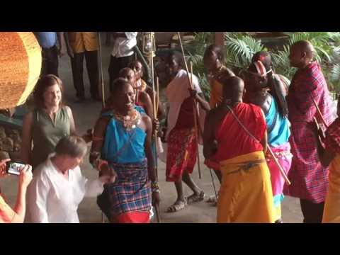 F.M. Prayer Journey to Kenya, Rwanda, Burundi 2017