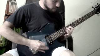 Download Mors Principium Est - Wrath Of Indra Guitar Cover Mp3
