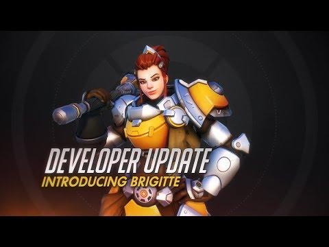 Actualización de los desarrolladores | Presentando a Brigitte | Overwatch