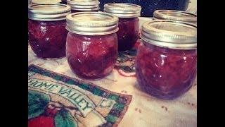 Homemade Strawberry Jam & Porch Rail Planter - The Wisconsin Vegetable Gardener