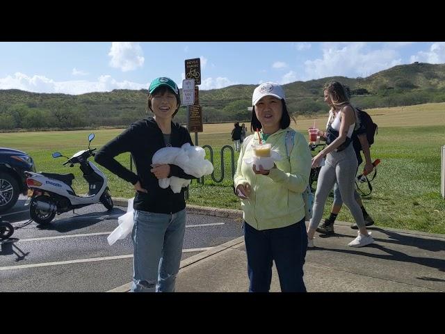 URB-E Hawaii 2/28/2020 Waikiki Ride
